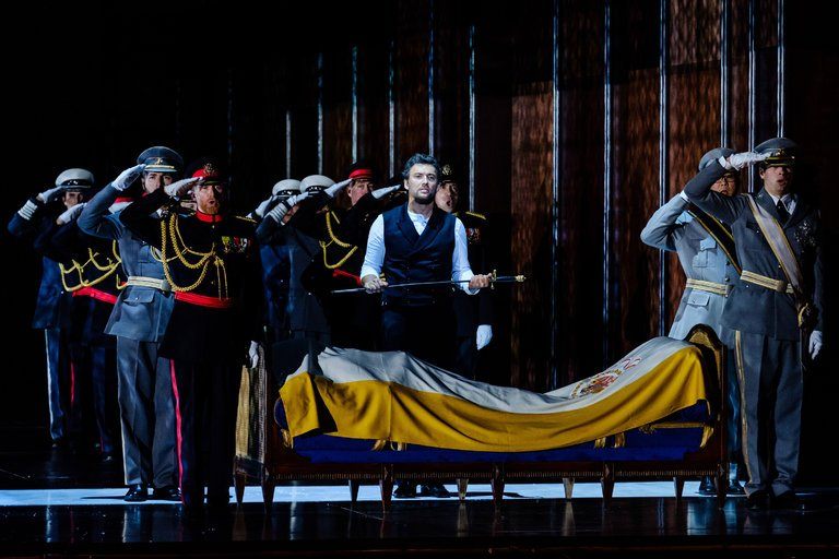 Review Roundup: DON CARLOS At The Opera Bastille