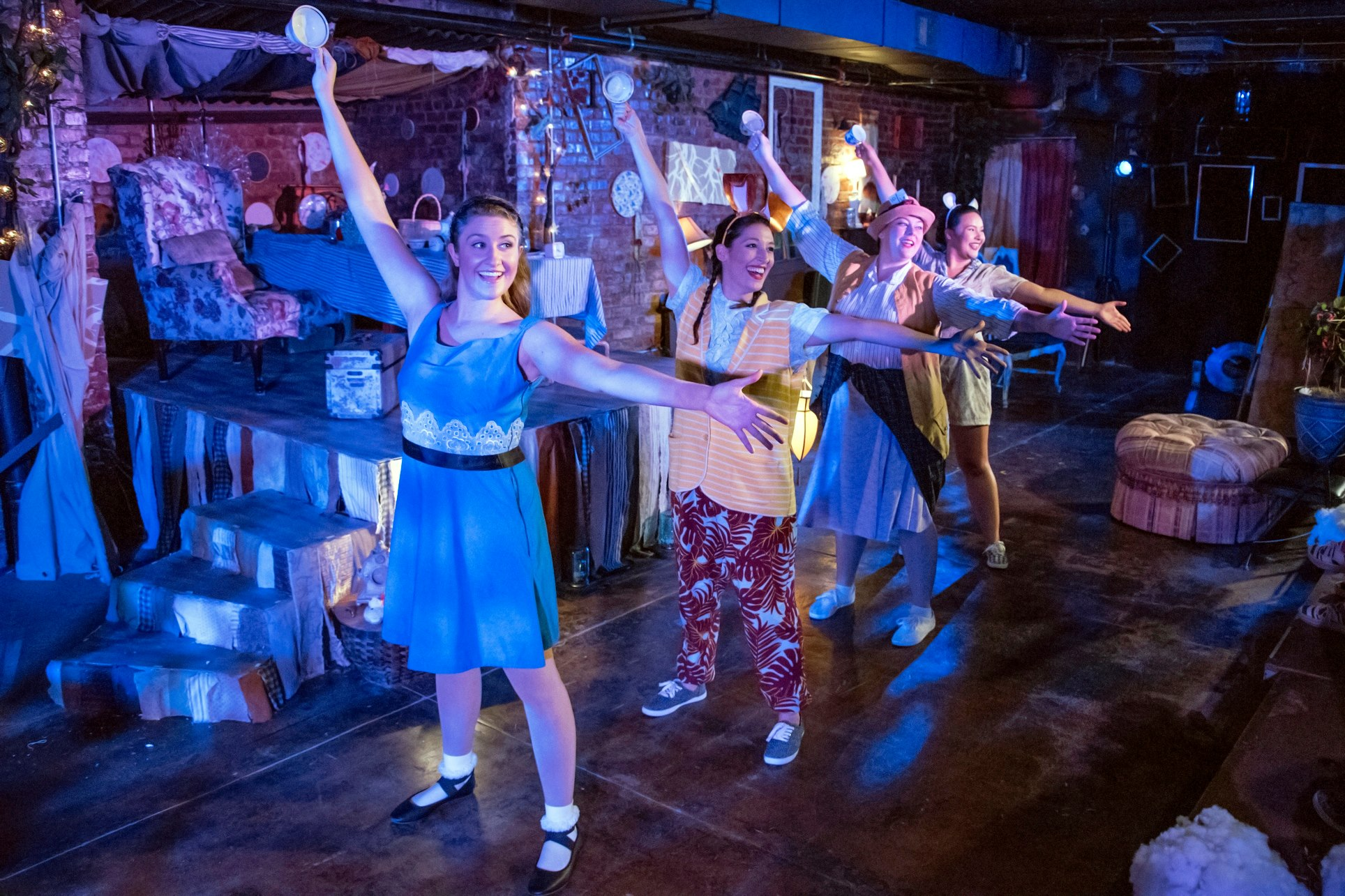 Inventive and Engaging, ALICE: A NEW MUSICAL is a Fresh Trip Down the Rabbit Hole