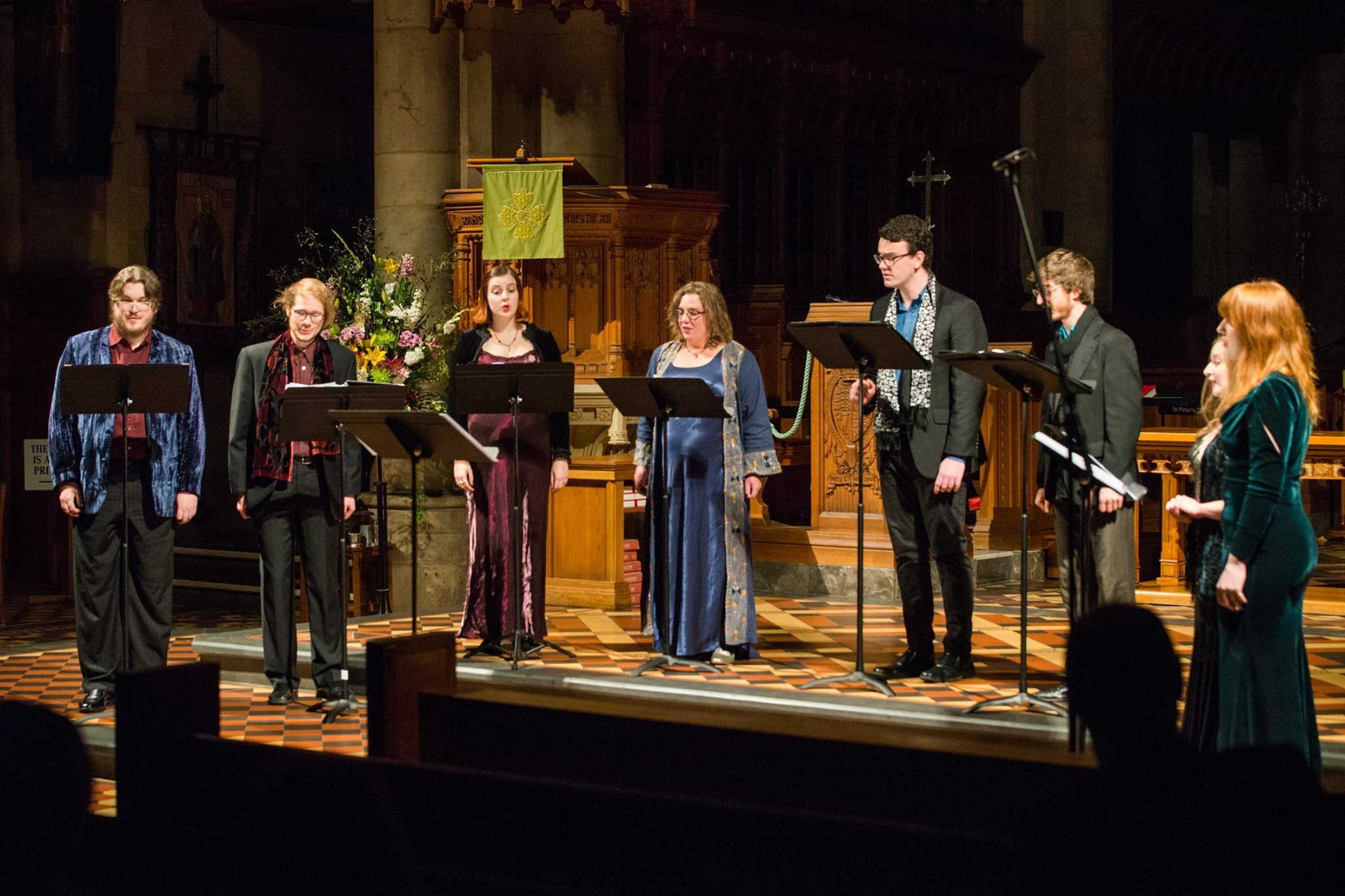 BWW Review: MIDNIGHT SUN at St Peter's Cathedral