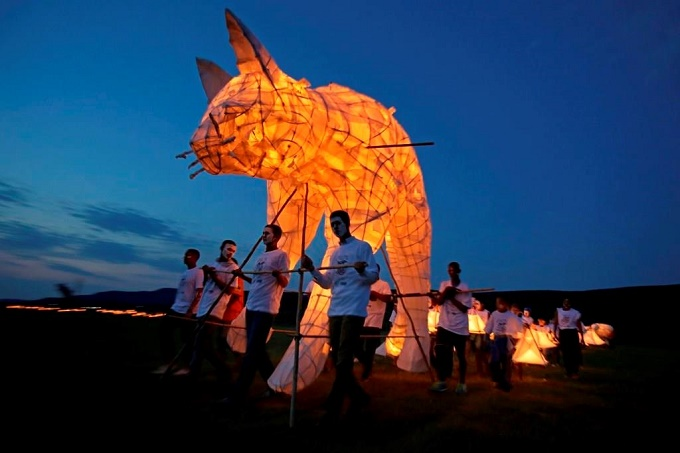 Countdown to the Clanwilliam Arts Project and the 2017 Lantern Festival Begins
