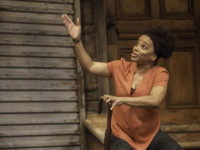 BWW Review: One Woman Creates Many Voices in MR. JOY at Cincinnati Playhouse In The Park
