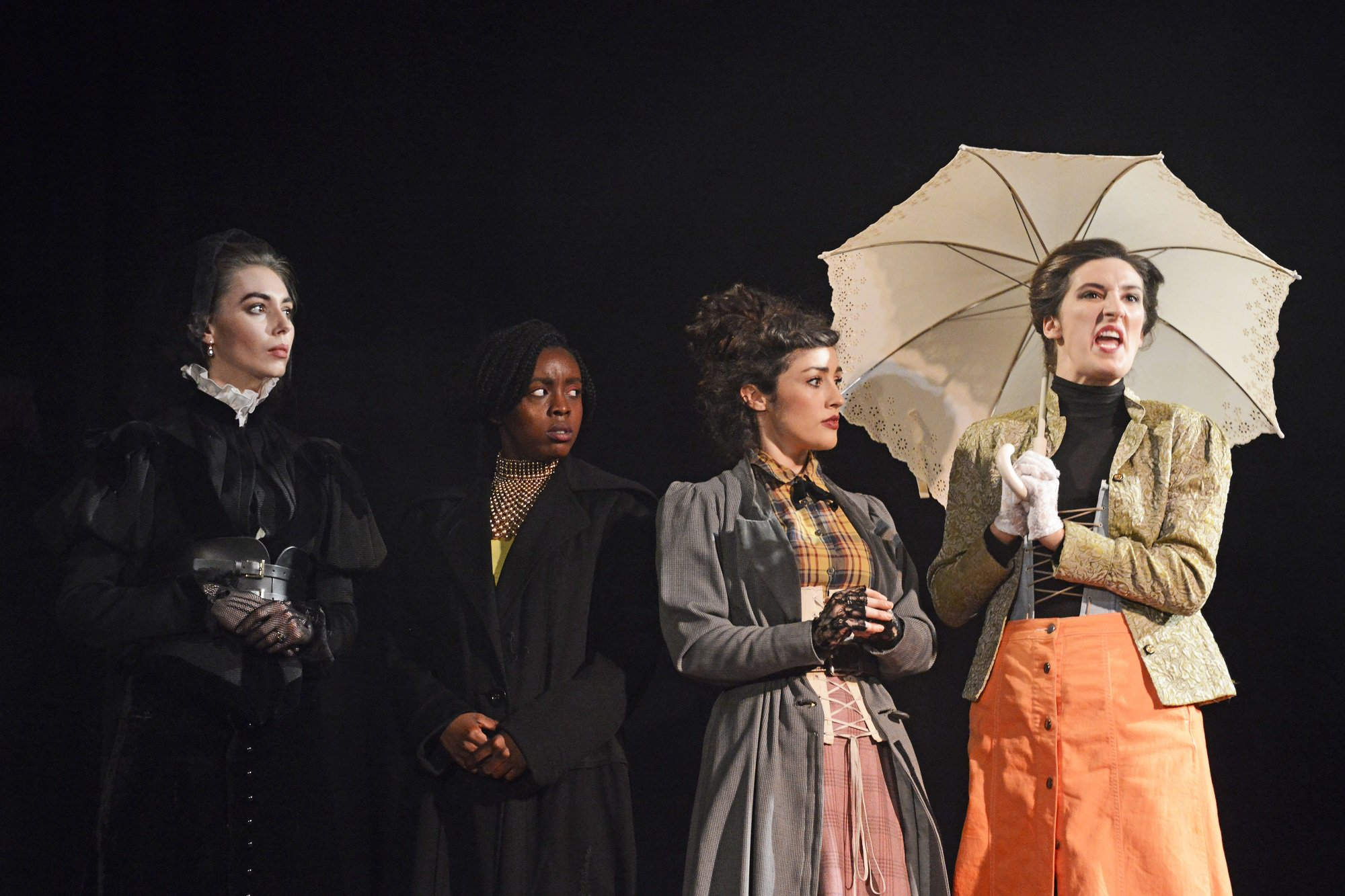 BWW Review: JEKYLL & HYDE, Ambassadors Theatre