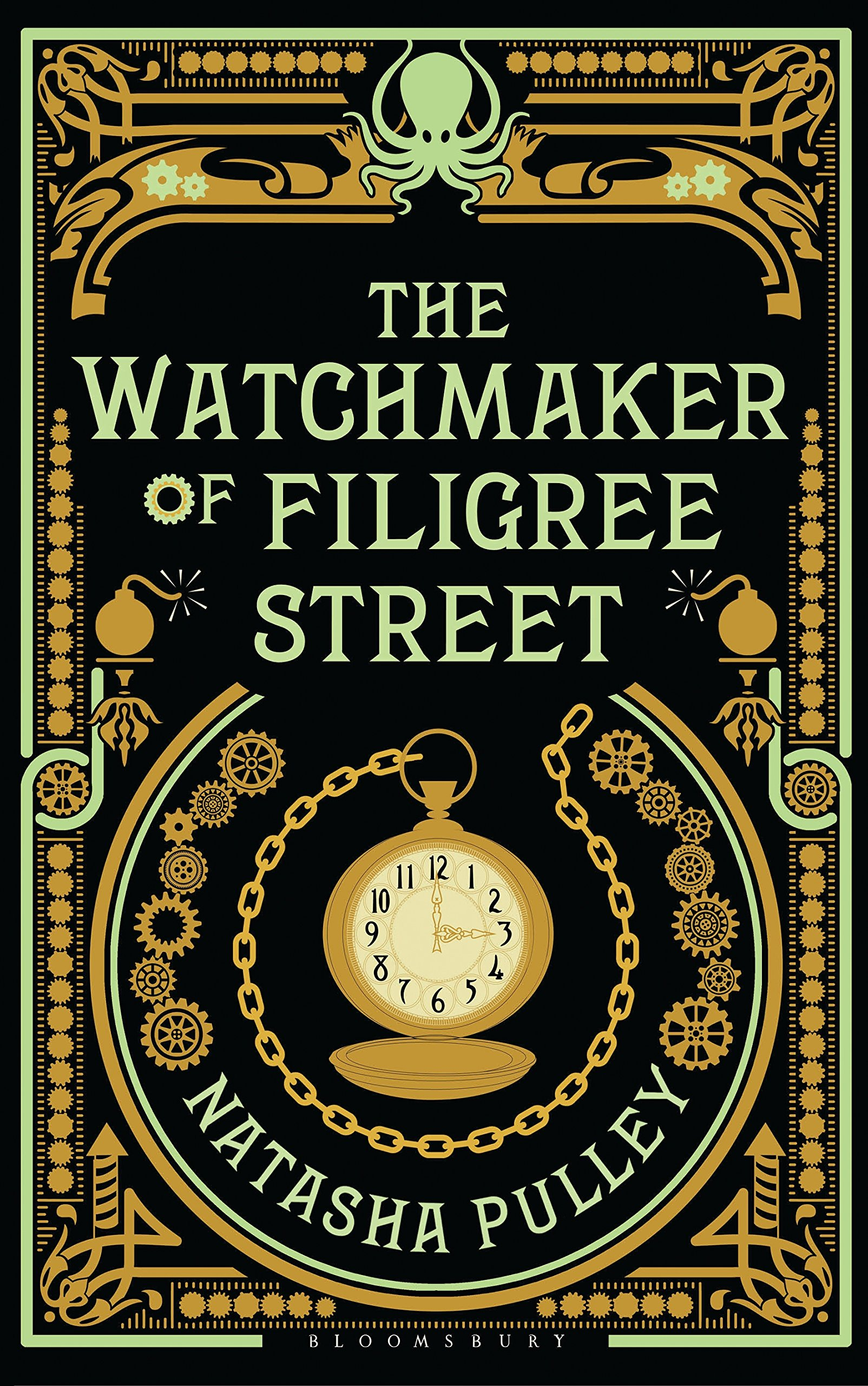 BWW Review: THE WATCHMAKER OF FILIGREE STREET by Natasha Pulley
