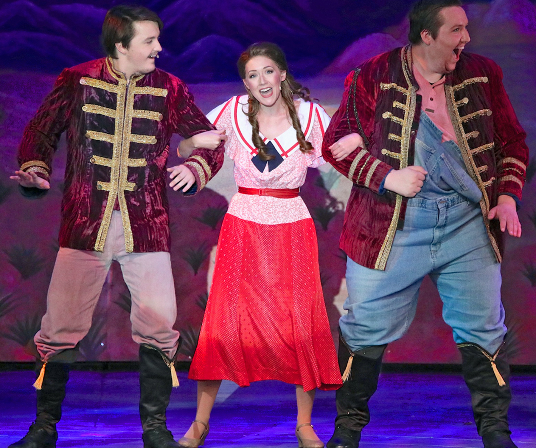 BWW Review: CRAZY FOR YOU at Theatre In The Park