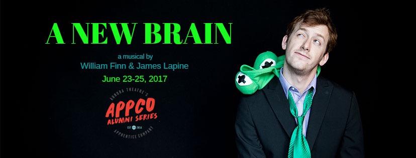 BWW Feature: A NEW BRAIN by Apprentice Company Alumni at Aurora Theatre