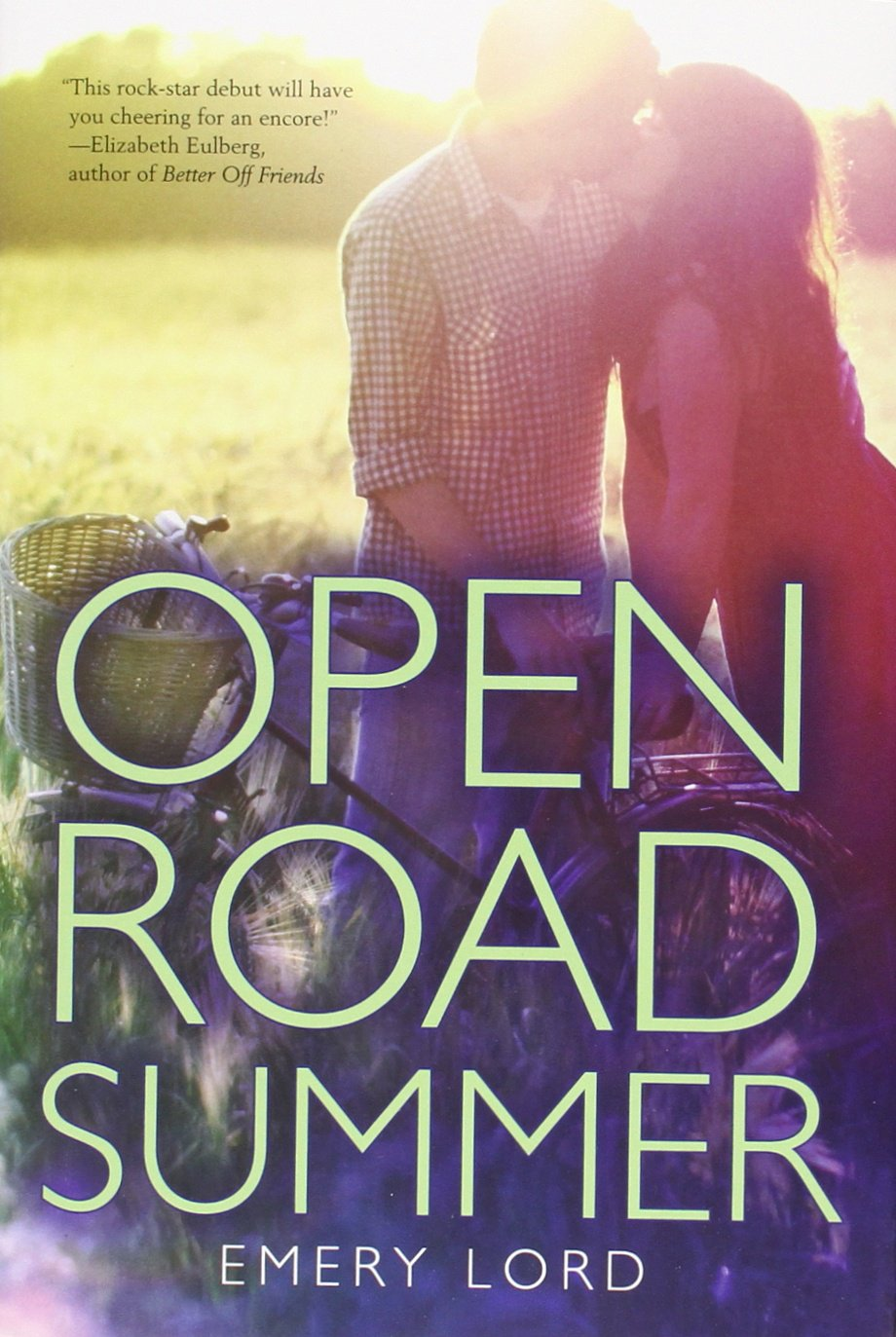 BWW Review: OPEN ROAD SUMMER by Emery Lord