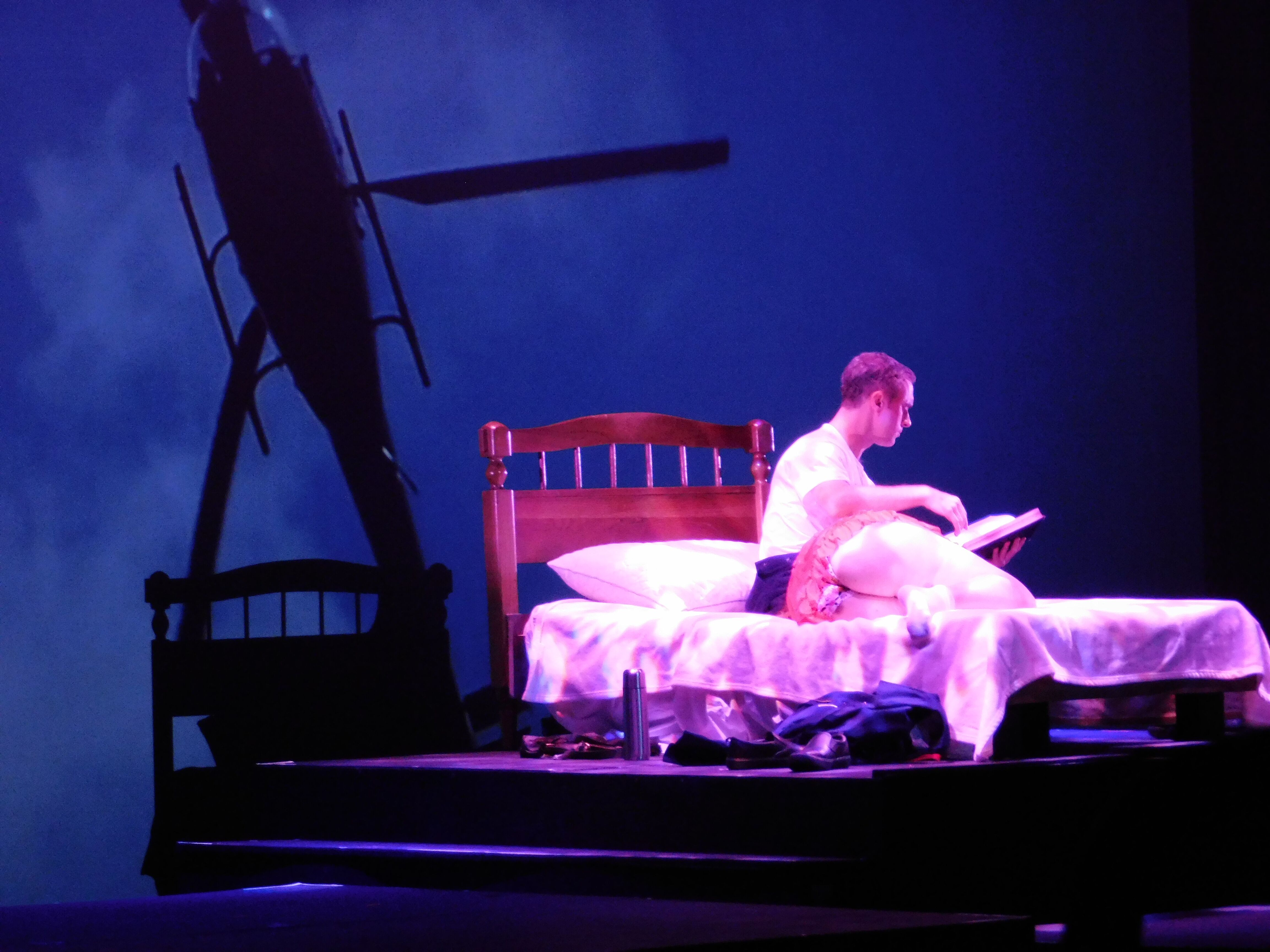 BWW Review: 1984 at Outré Theatre Company