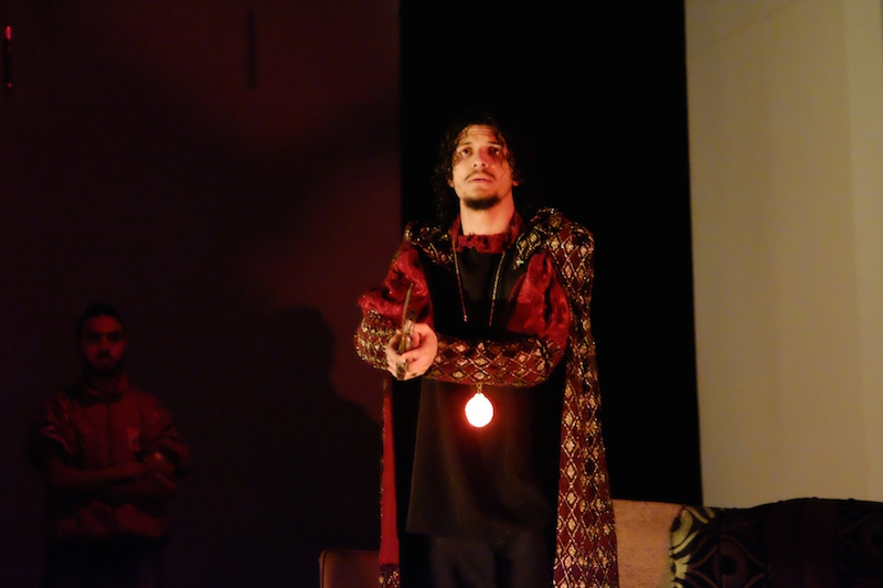 Egyptian Theatre Company To Perform THE DANISH EXPERIENCE —A Spin On A Shakespearean Classic