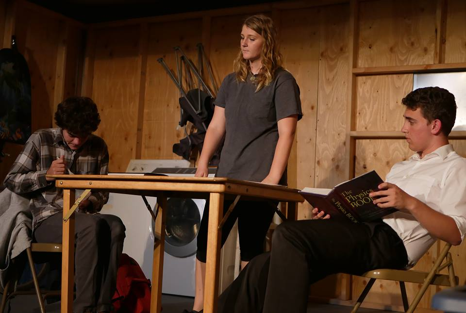 BWW Review: AT THE END OF THE DAY at Elite Theatre Company