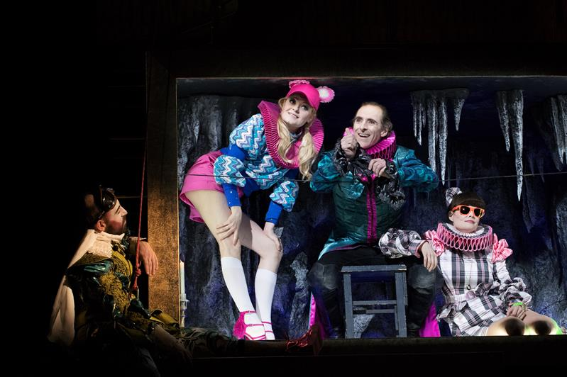 AS YOU LIKE IT at The Nationaltheatret, Hovedscenen In Oslo