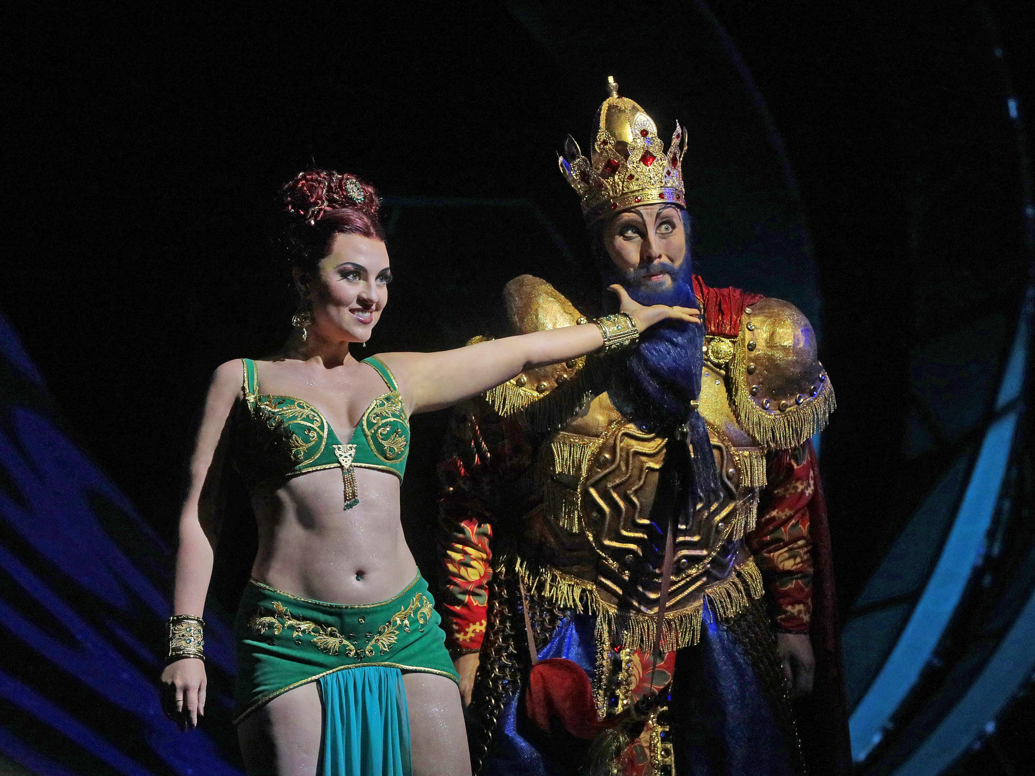 BWW Review: THE GOLDEN COCKEREL at Santa Fe Opera