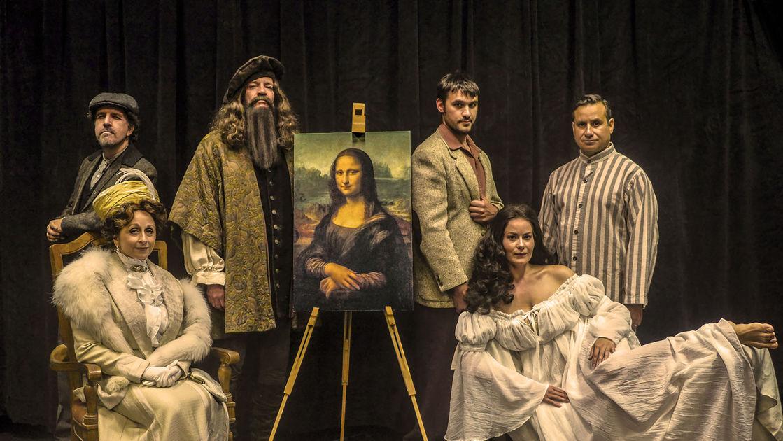BWW Review: FINDING MONA LISA at Actors' Playhouse