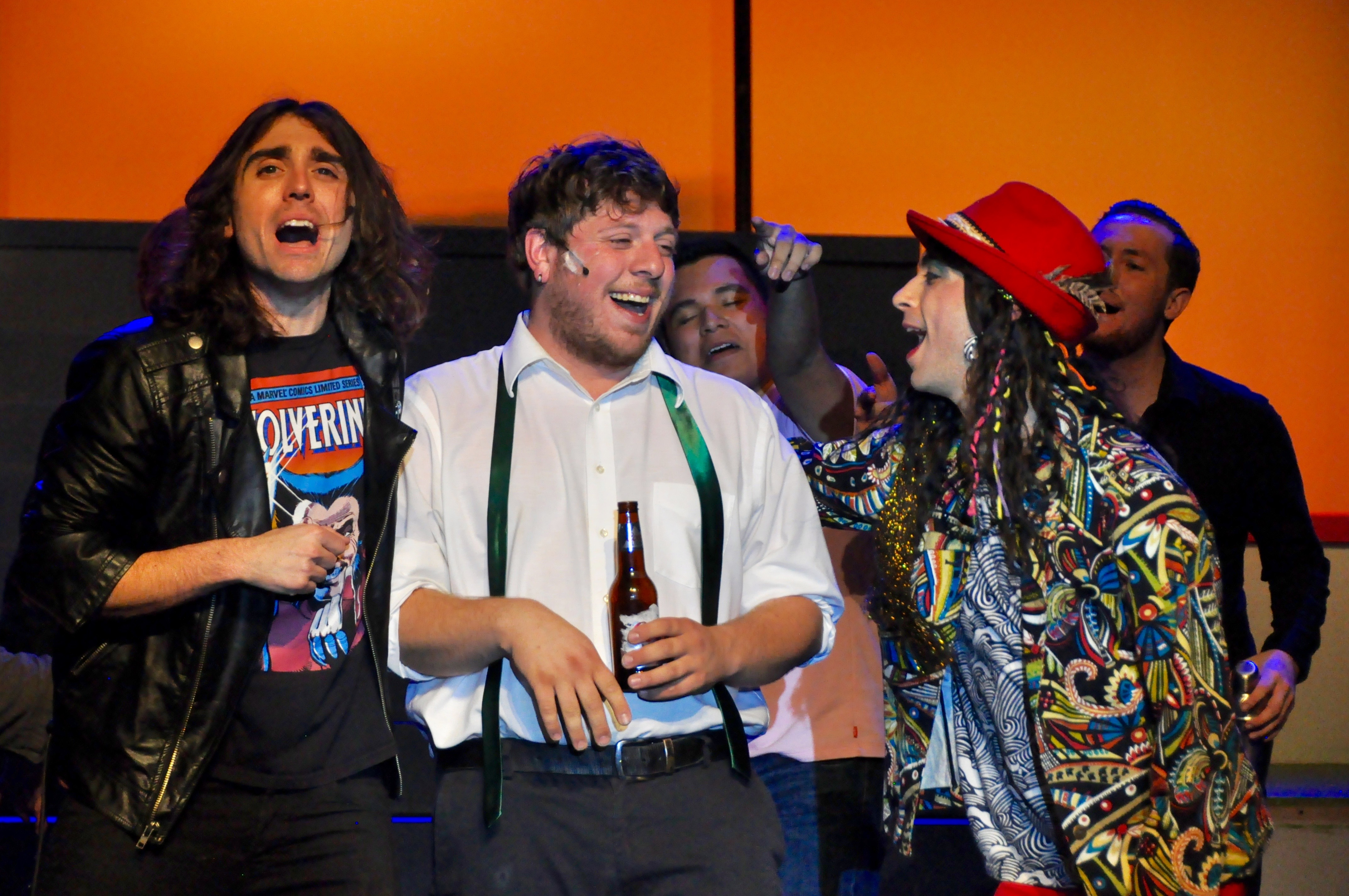 BWW Review: THE WEDDING SINGER at Cultural Arts Playhouse