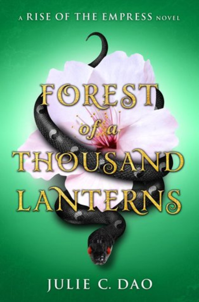 BWW Review: FOREST OF A THOUSAND LANTERNS by Julie C. Dao