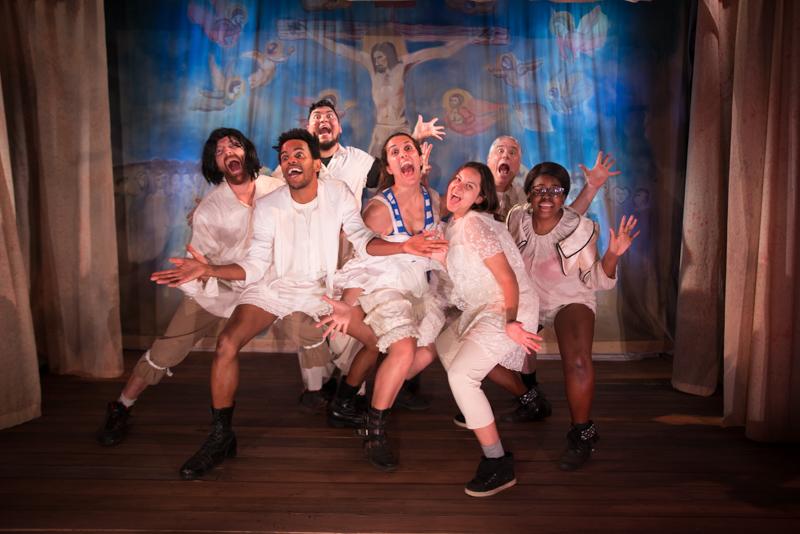 BWW Review: CATALINA DE ERAUSO a Delightfully Wacky and Witty Feminist Adventure