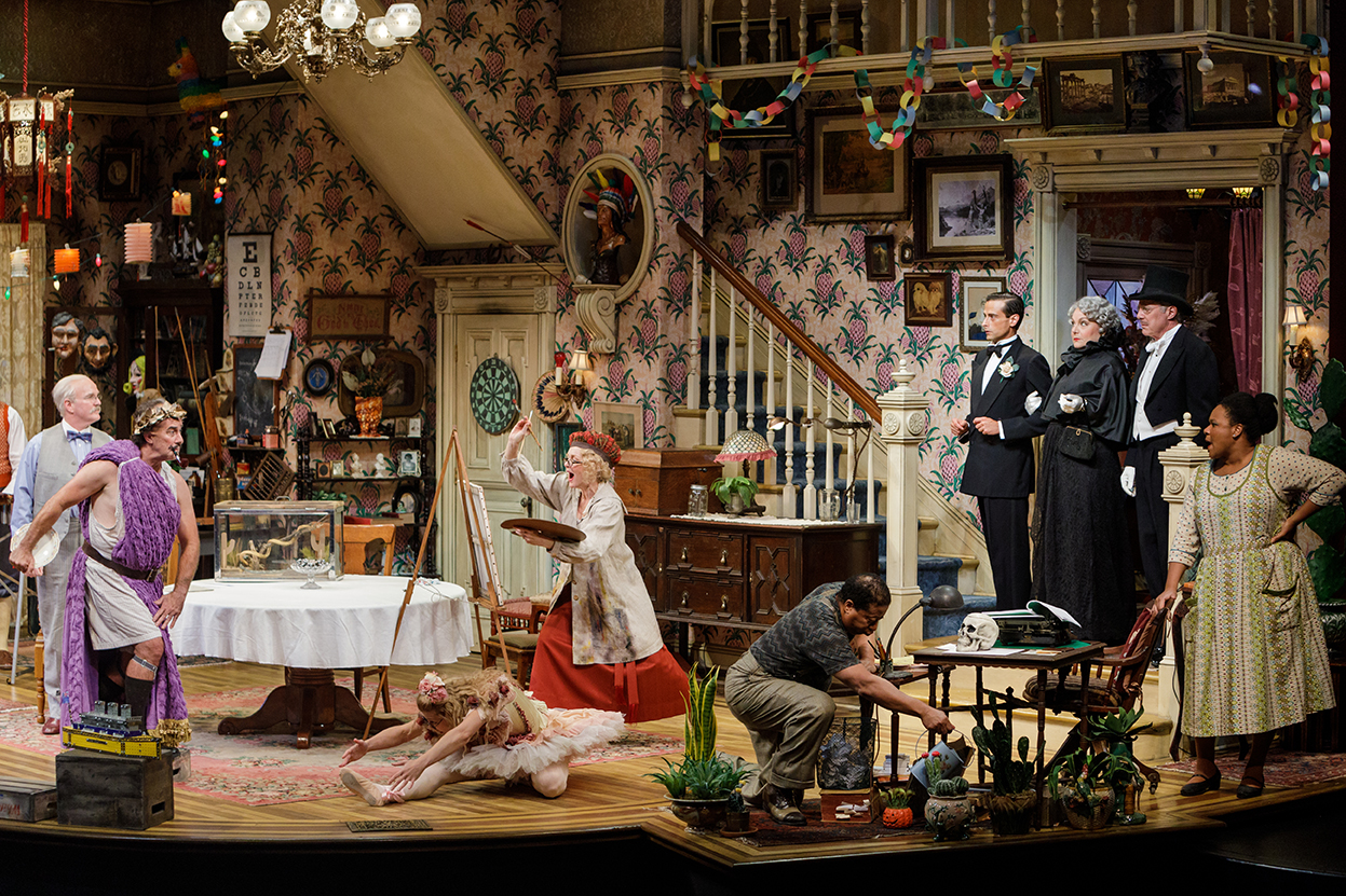 BWW Review: YOU CAN'T TAKE IT WITH YOU at UD REP Ensemble