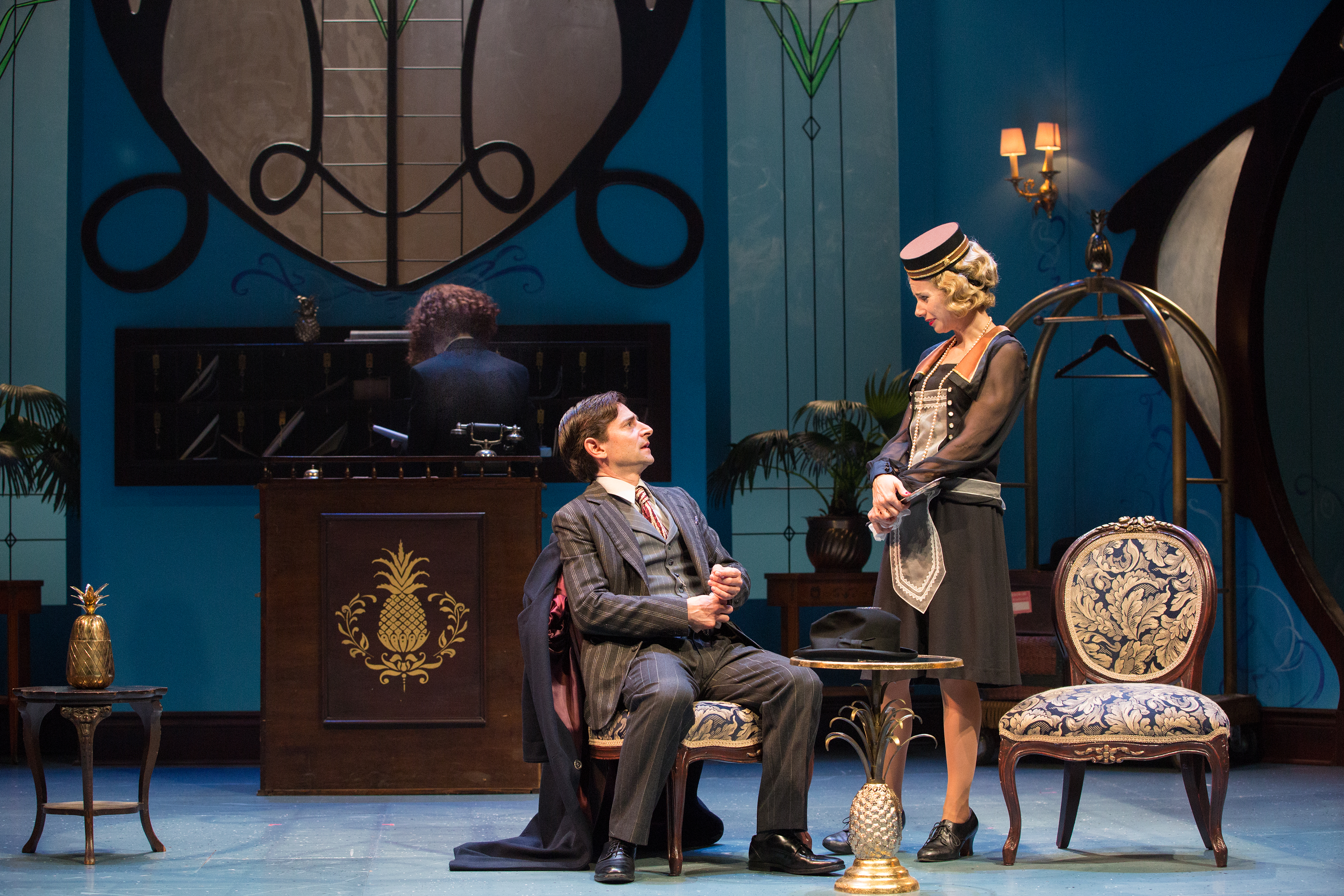 BWW Review: Soulpepper's PICTURE THIS is a Weird, Wacky, Whimsical Farce