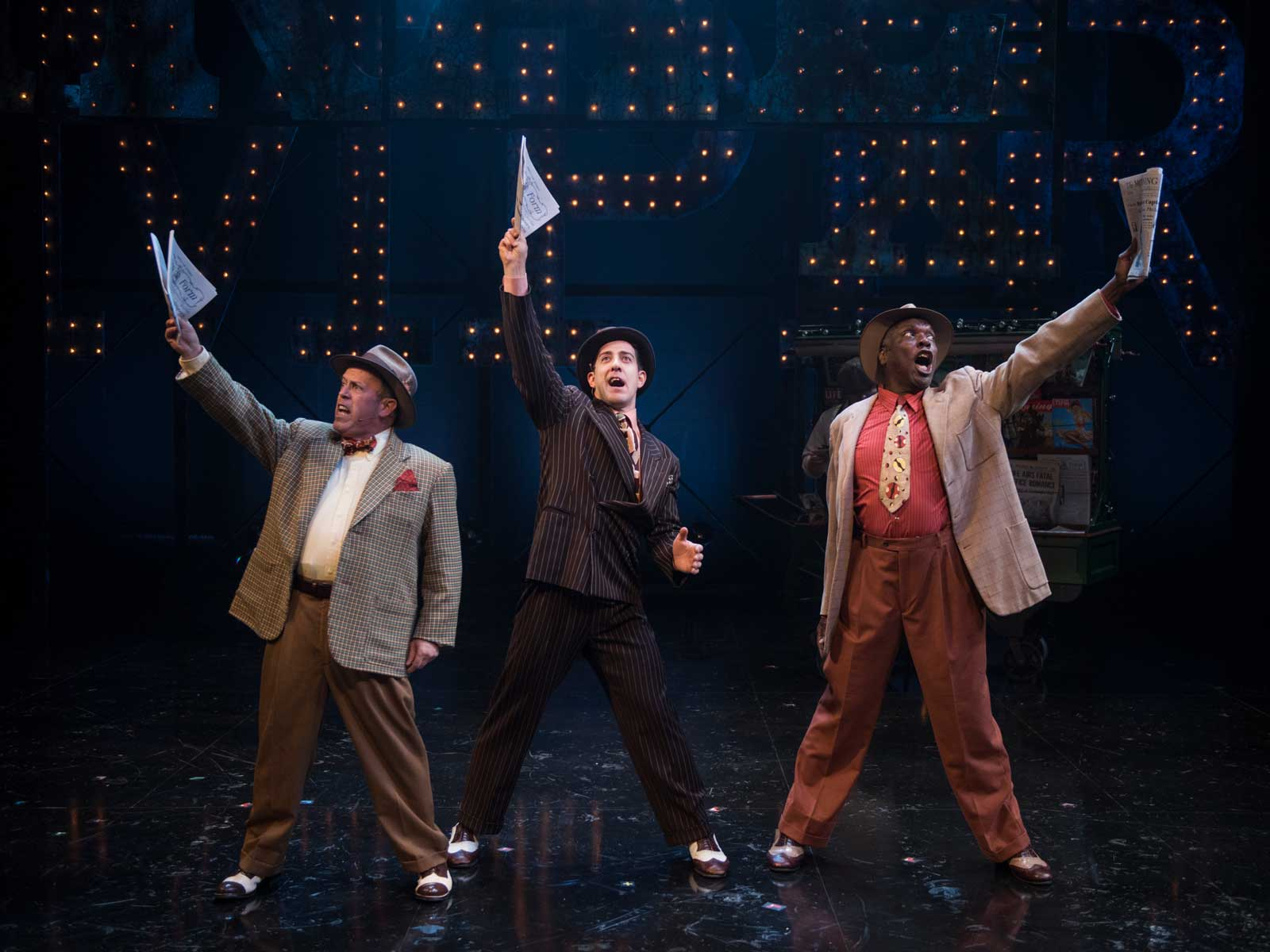 Review Roundup: GUYS AND DOLLS At Milwaukee Repertory Theatre