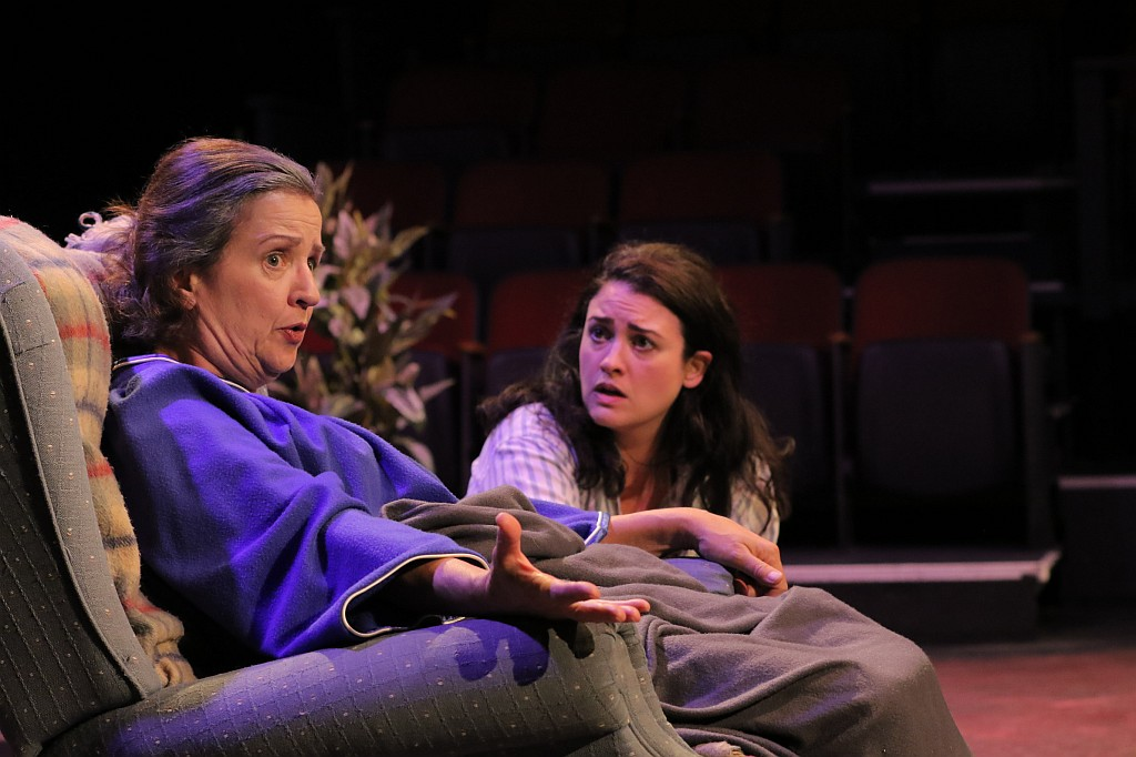 """BWW Review:  Compelling, Must see """"Well"""" @ Ensemble"""