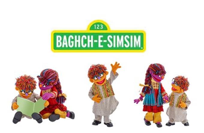 Sesame Workshop Introduces New Afghan Muppet Zeerak