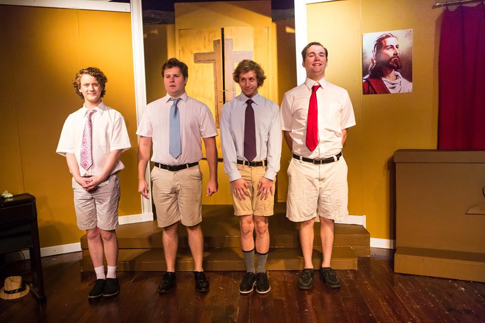 BWW Review: SOUTHERN BAPTIST SISSIES are Coming Out with Pride at Theatre Downtown