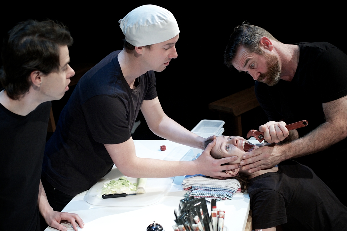 BWW Review: THE GOLDEN DRAGON at The Bakehouse Theatre