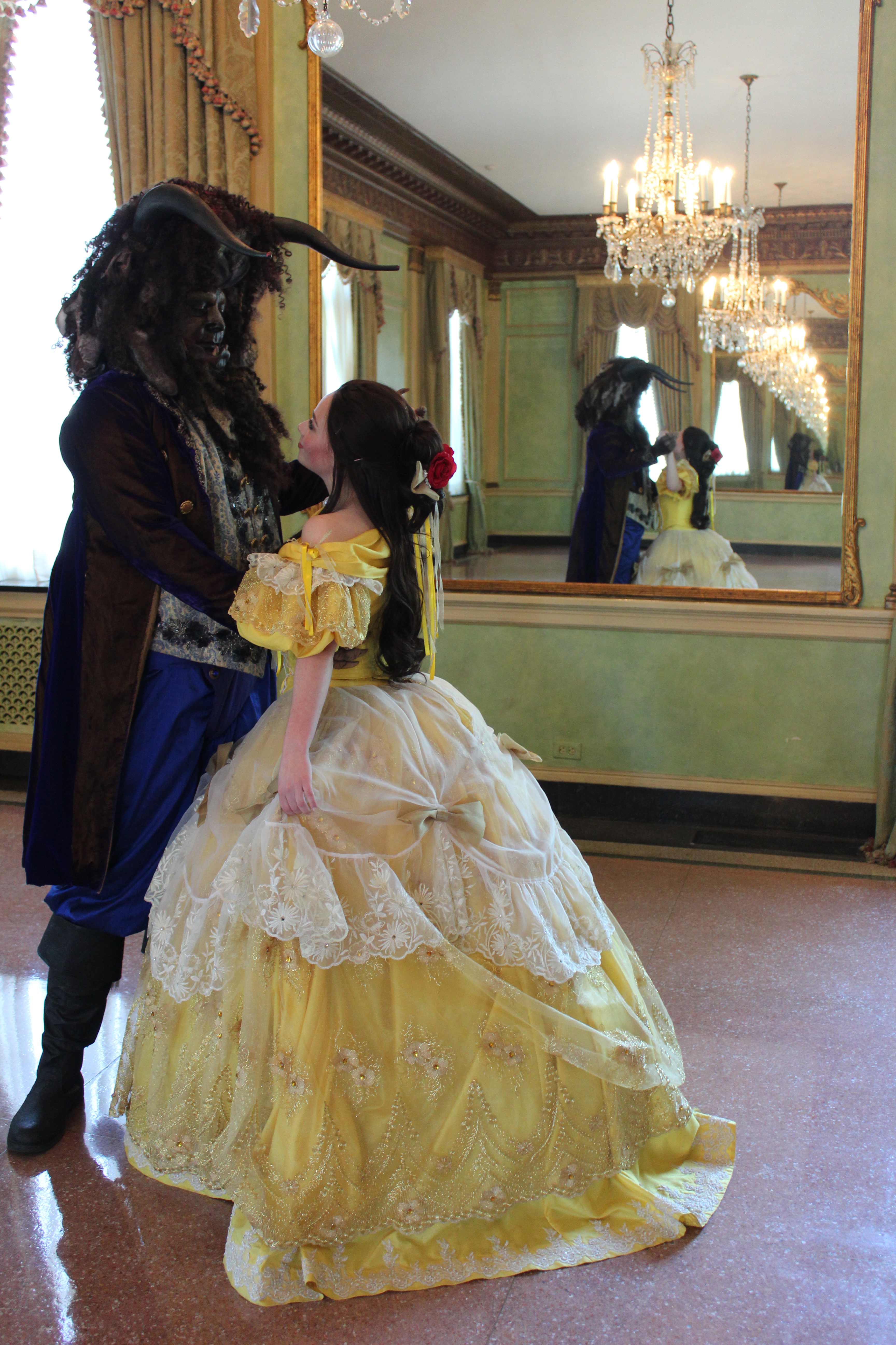 BWW Review: BEAUTY AND THE BEAST at Theatre Baton Rouge
