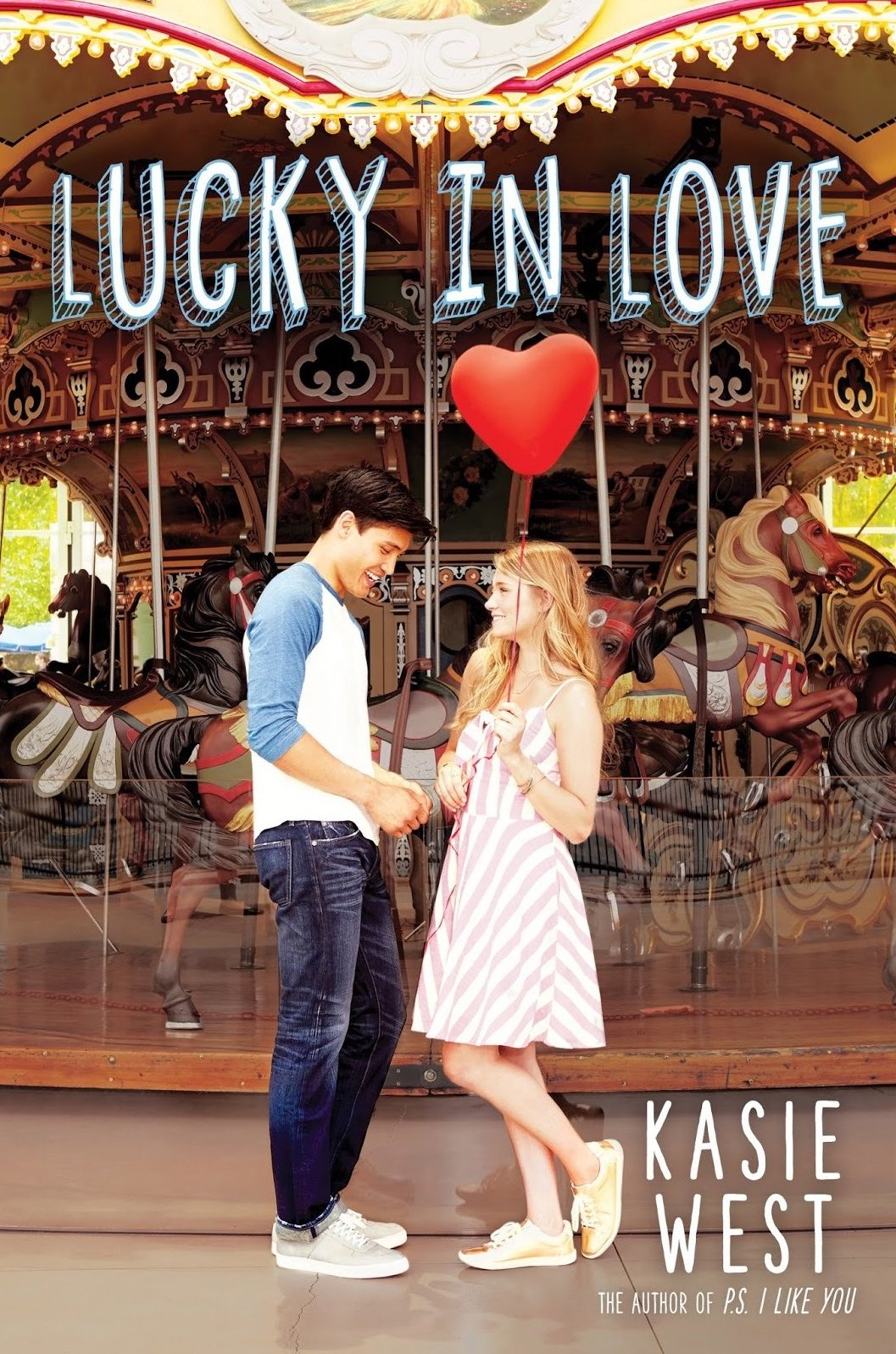 BWW Review: LUCKY IN LOVE by Kasie West