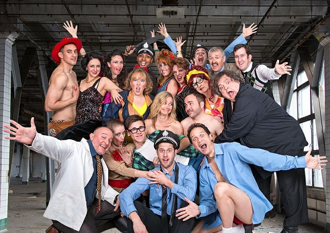 Pinelands Players to 'Let It Go' with THE FULL MONTY at Grandwest's Roxy Revue Bar
