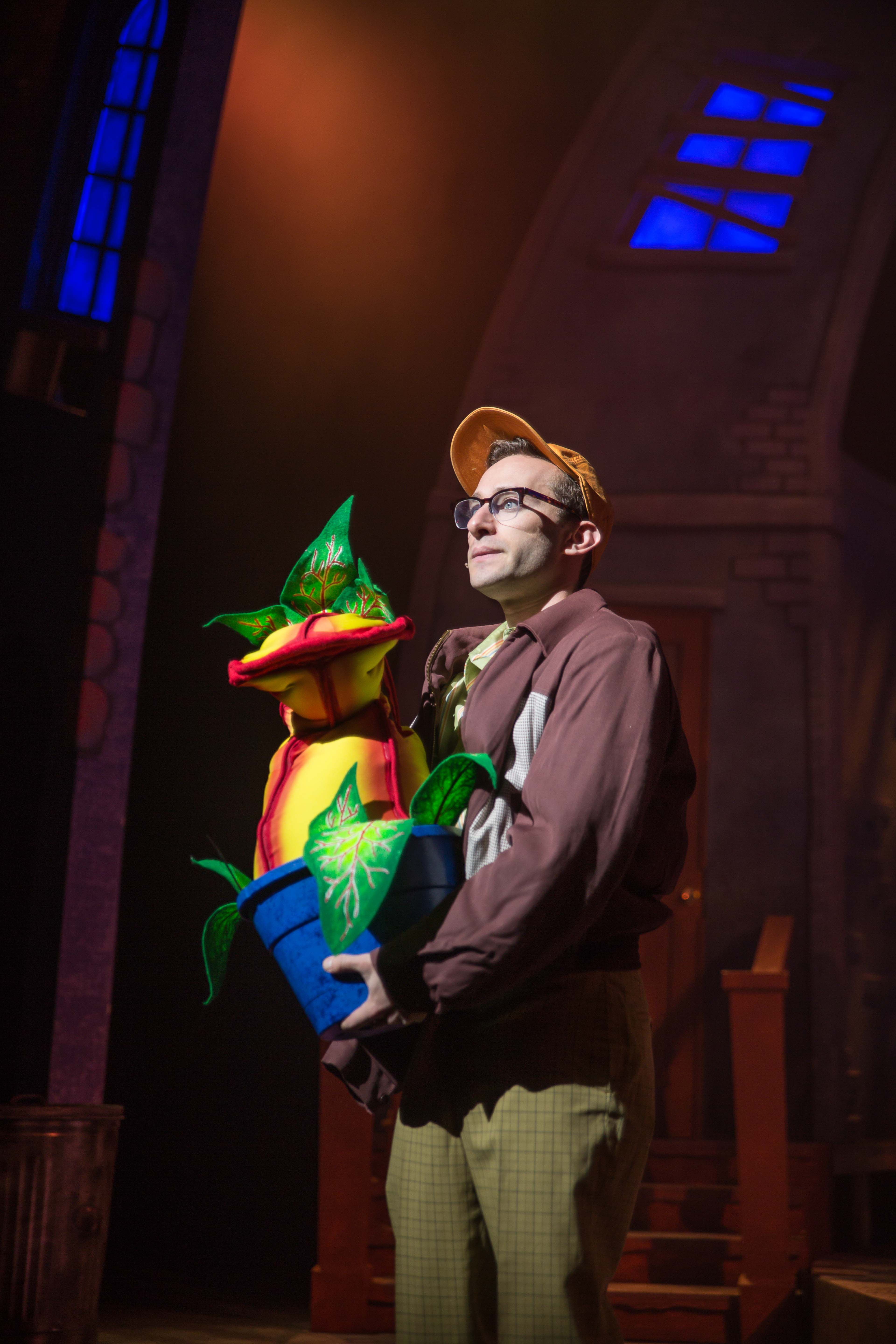 BWW Review: LITTLE SHOP OF HORRORS at Fulton Theatre