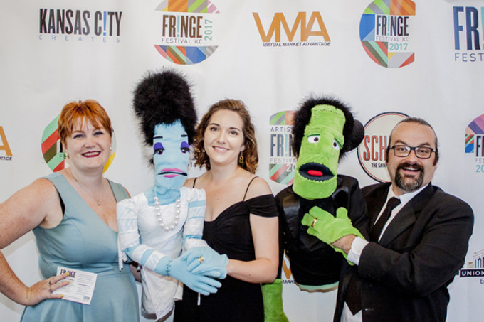 BWW Feature: KANSAS CITY FRINGE FESTIVAL at All Over