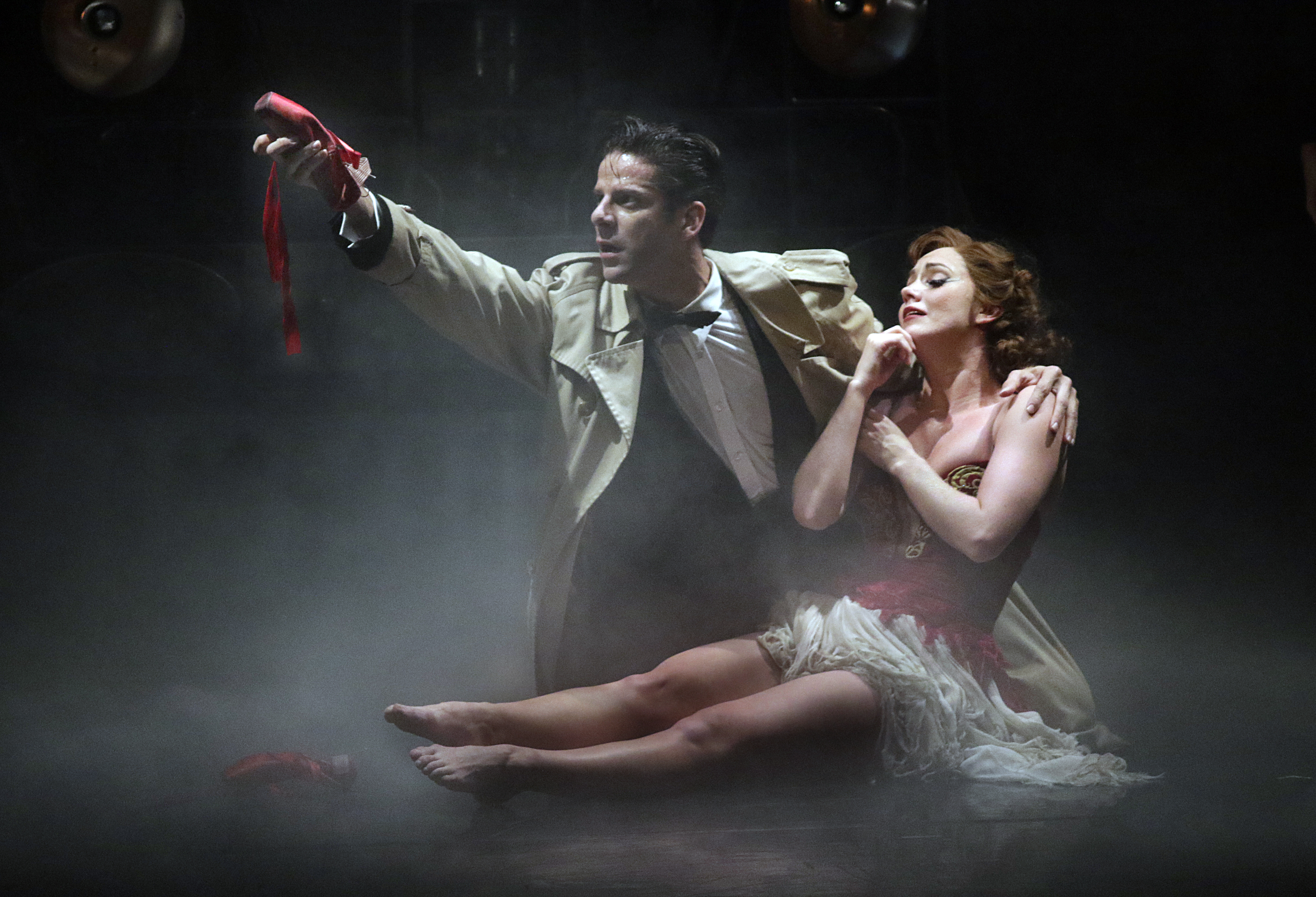 BWW Review: THE RED SHOES at The Kennedy Center