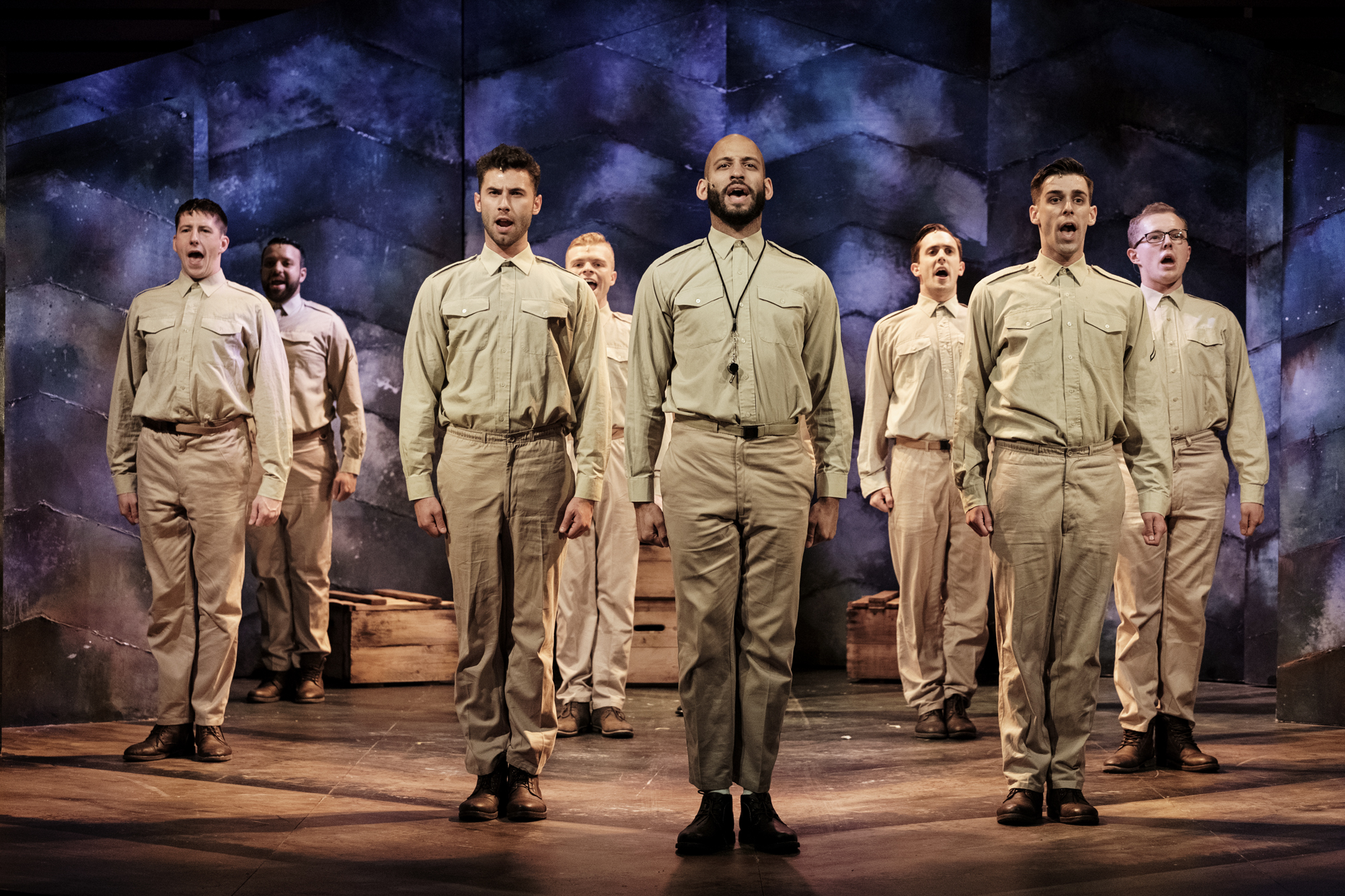 BWW Review: YANK!, Charing Cross Theatre