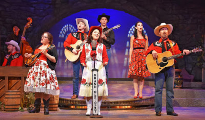 BWW Review: Ensemble Casts Impresses in RING OF FIRE at Beef & Boards Dinner Theatre
