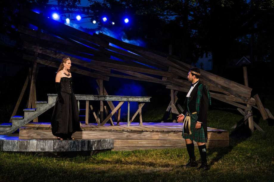 BWW Review: MACBETH at Shakespeare On The Sound