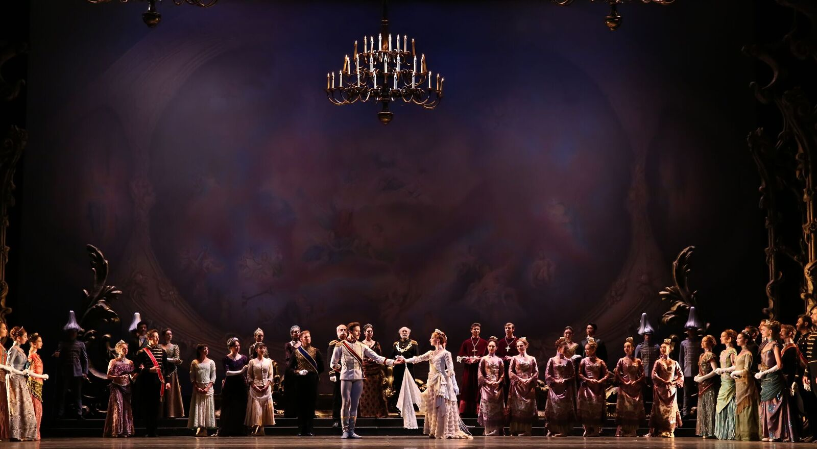 BWW Review: The Houston Ballet's season opener MAYERLING Brings Drama to Life at the Hobby Center for the Performing Arts