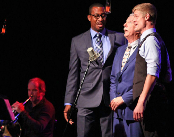 BWW Review: AN EVENING WITH GEORGE GERHSWIN at Musical Theater Heritage