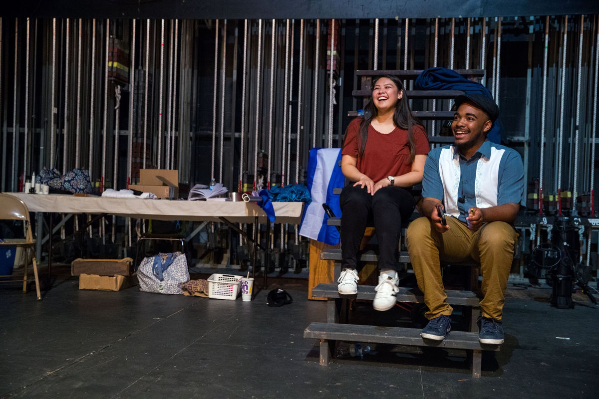 BWW Review: IN THE HEIGHTS Storms into South High Magnet