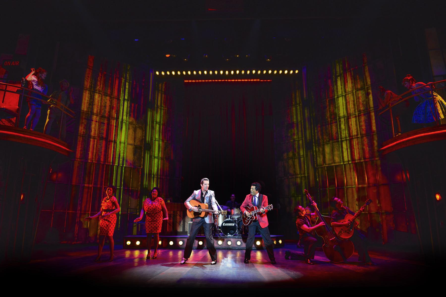 BWW Review: HEARTBREAK HOTEL at Ogunquit Playhouse