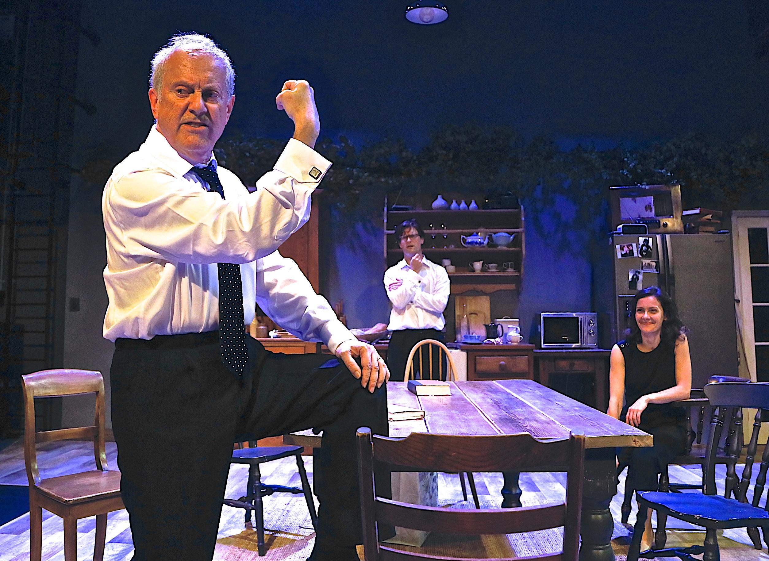 BWW Review: HAMLET, Park Theatre