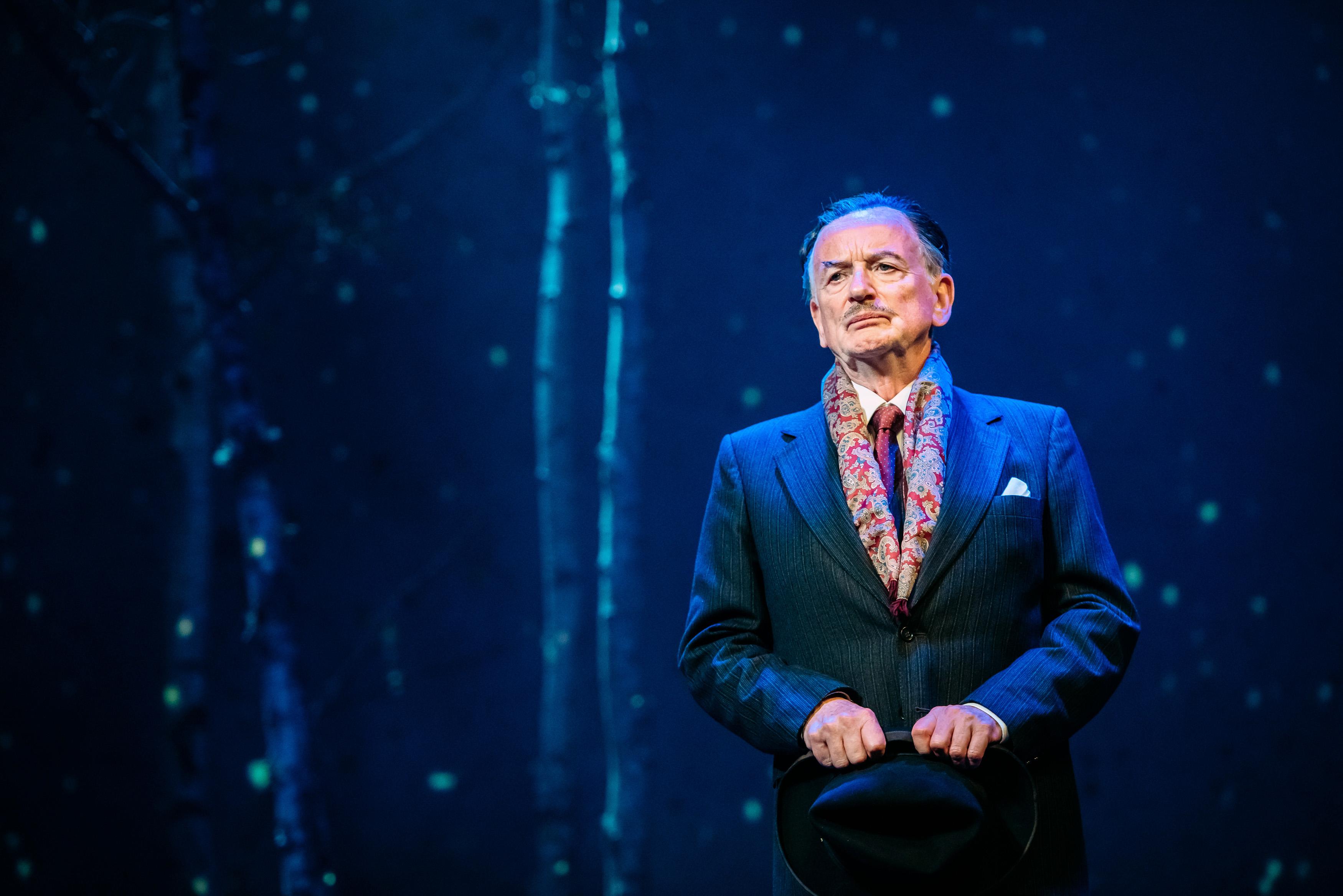 BWW Review: WHAT SHADOWS, Park Theatre