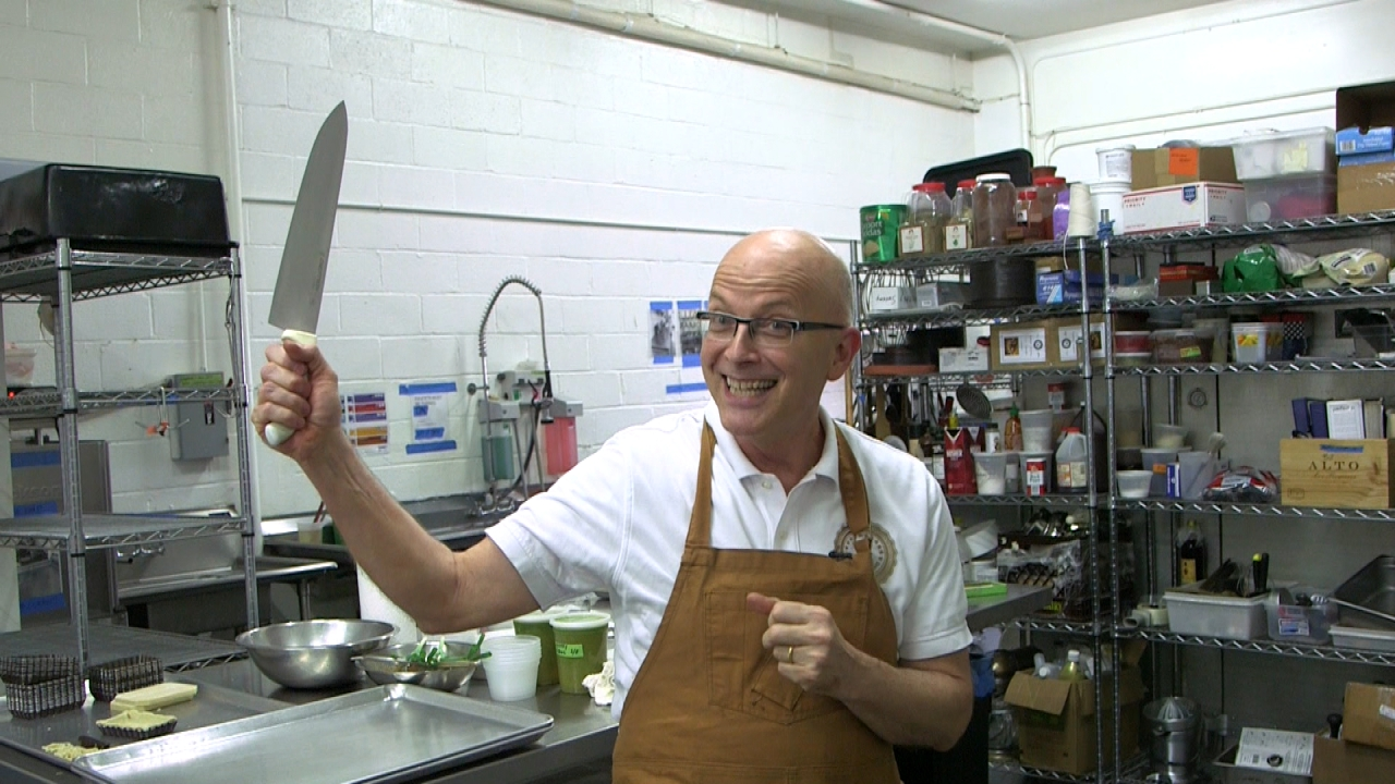 Former White House Pastry Chef Now Makes Pre-Show Meat Pies for SWEENEY TODD