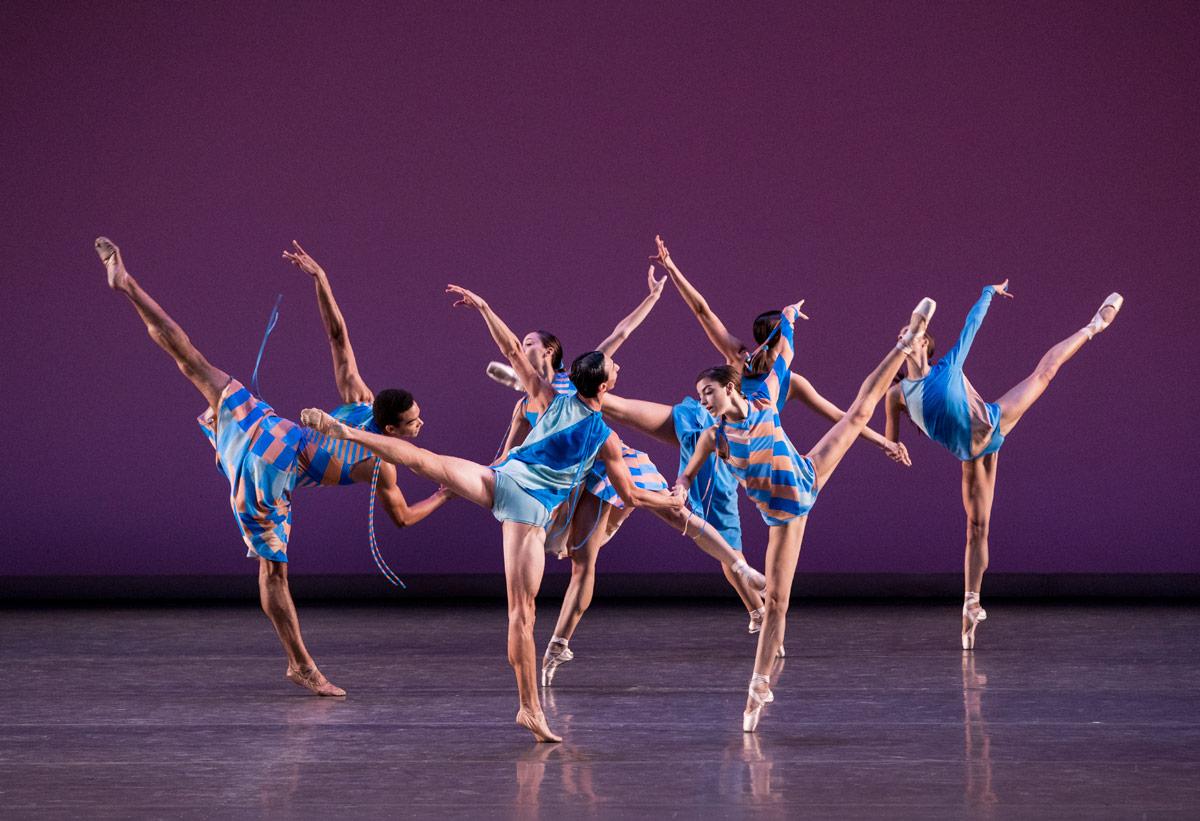 21ST CENTURY CHOREOGRAPHERS at New York City Ballet Mixes Fashion and Dance