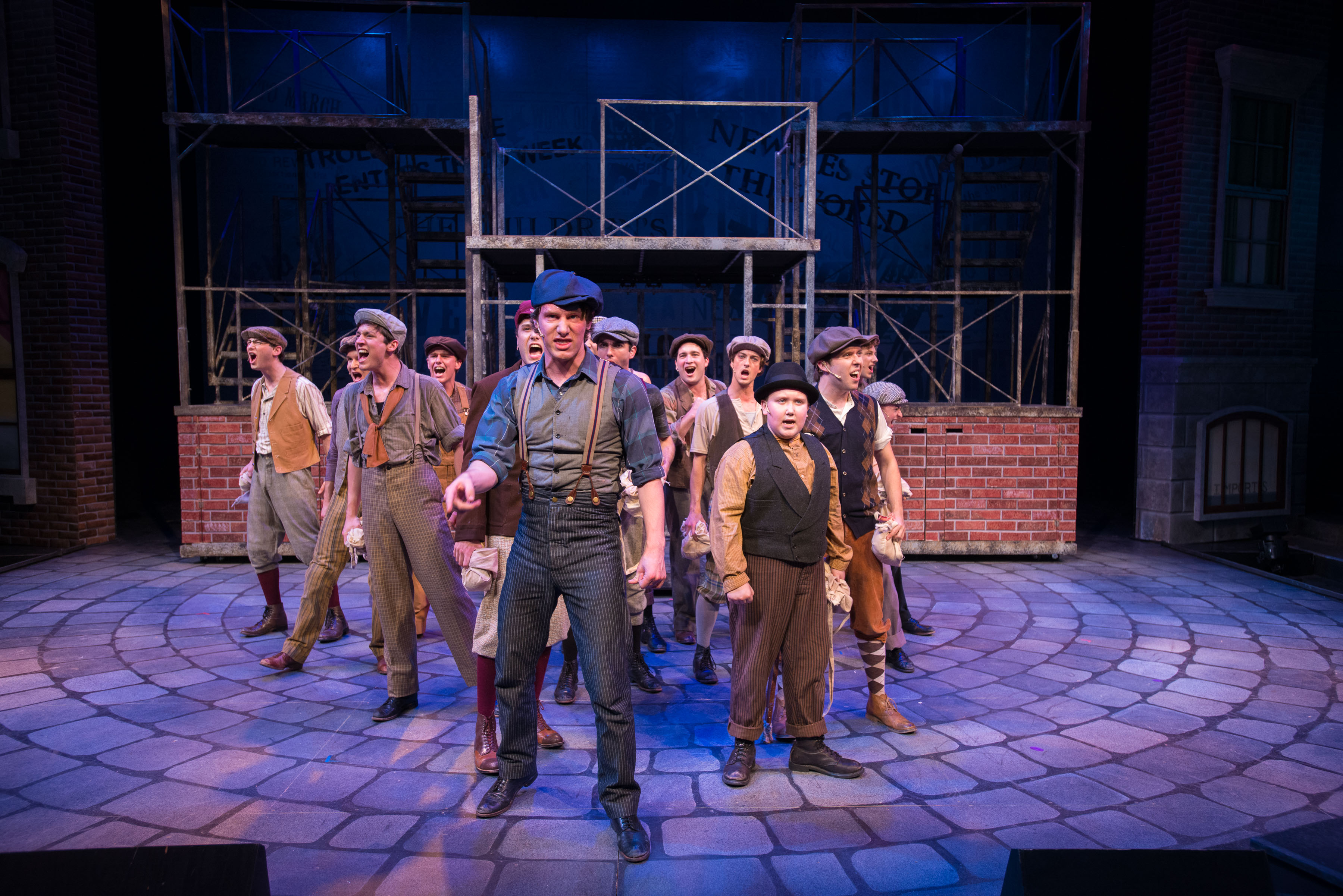 Regional Roundup: Top New Features This Week Around Our BroadwayWorld 8/4 - NEWSIES, A CHORUS LINE, SPRING AWAKENING, and More!