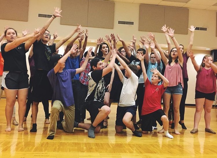 BWW Feature: Finishing Act One with HOW TO SUCCEED at SDOHS