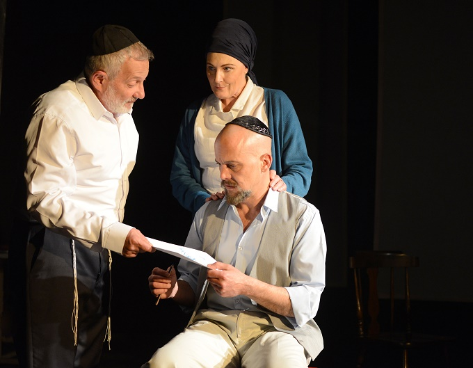Pieter Toerien's Presentation of MY NAME IS ASHER LEV at Montecasino Studio Theatre Now Open