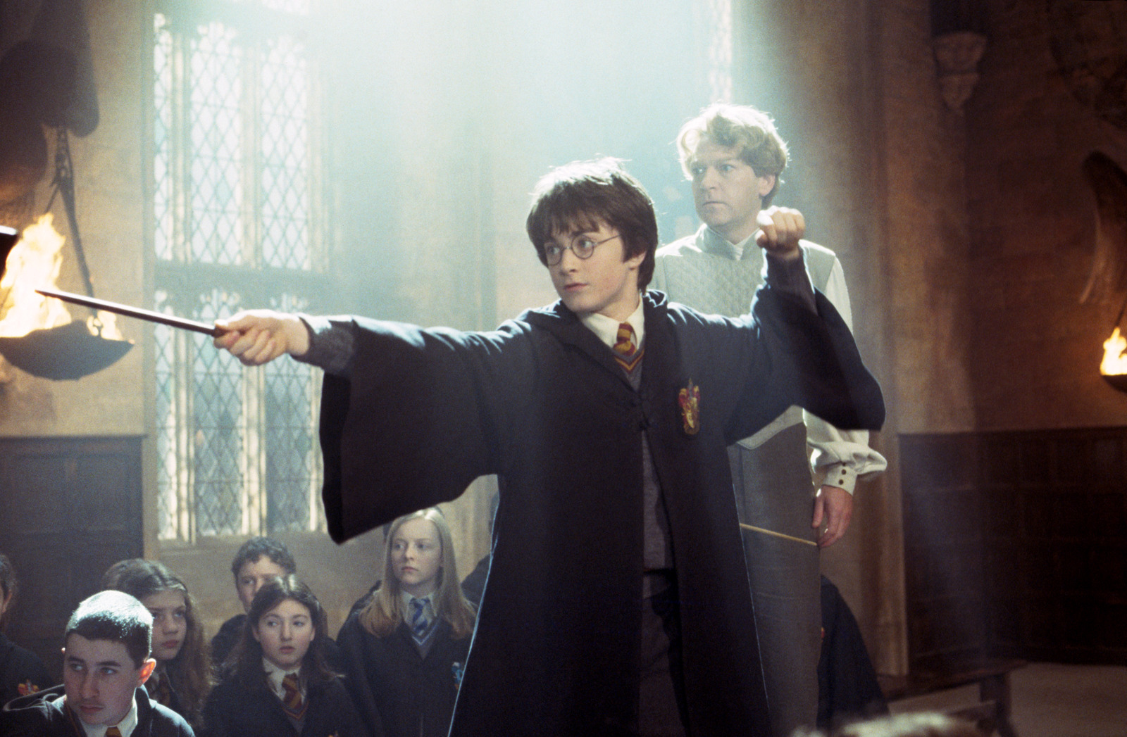 Bww Review Harry Potter And The Chamber Of Secrets In