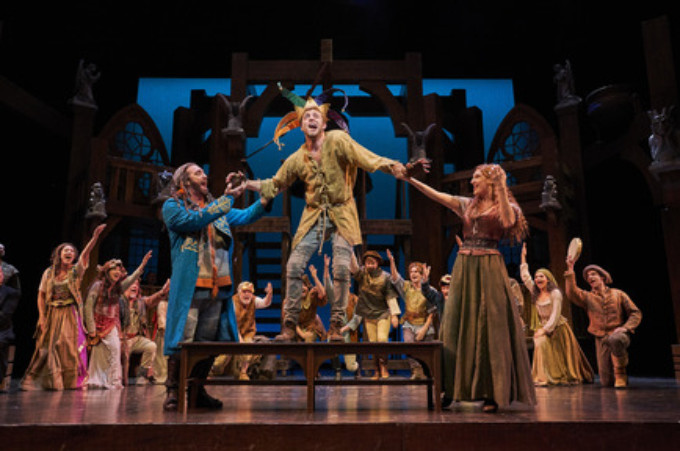BWW Review: THE HUNCHBACK OF NOTRE DAME (MUSICAL) rings in