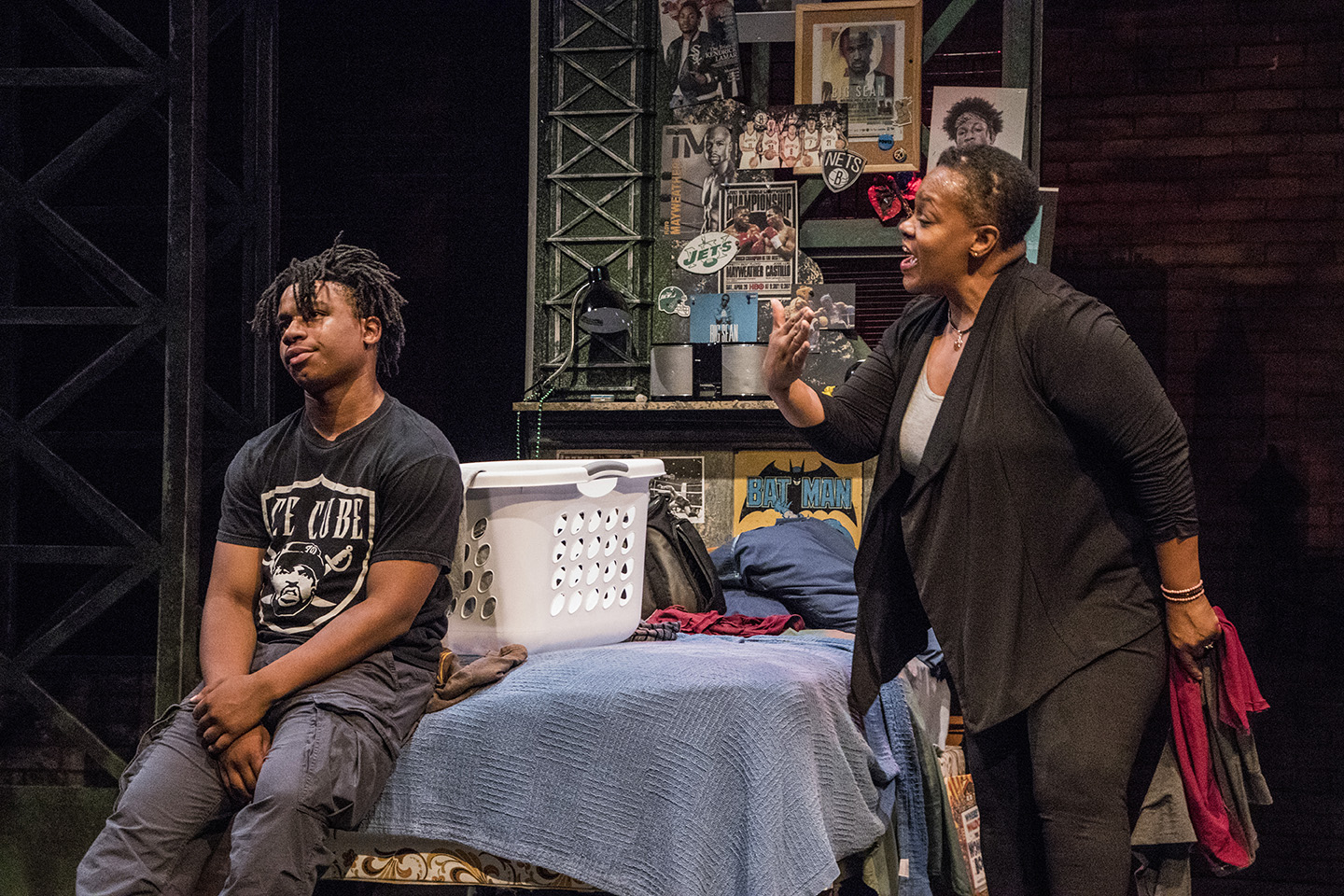 "BWW Review: Opening night standing ovation for Dobama's ""brownsville song (b-side for tray) well-deserved"