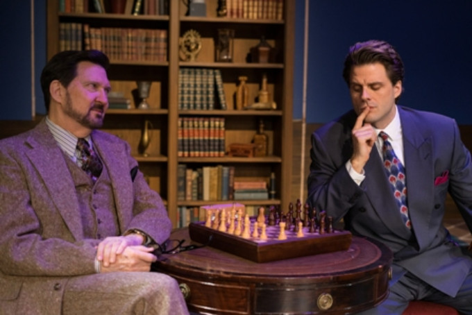 BWW Review: SLEUTH at Fulton Theatre